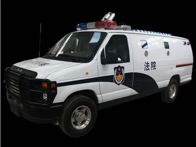 E350防弹车